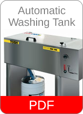 Automatic Washing Tank
