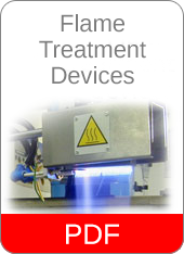Flame Treatment Devices