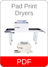 Pad Print Dryers