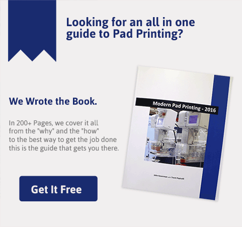 Pad Printing Book Request