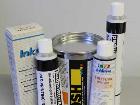 Pad Printing Supplies